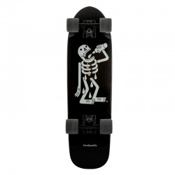 "Landyachtz Dinghy Skeleton 28.5"" Cruiser Skateboard"