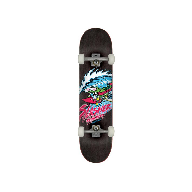 "Santa Cruz Wave Slasher 7.75"" Complete Skateboard"
