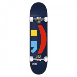 "Tricks Smile 7.25"" MC Complete Skateboard"