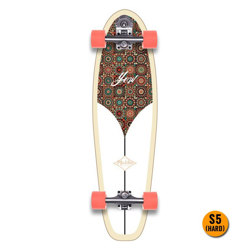 "Yow Mini Malibu 36"" Surfskate"