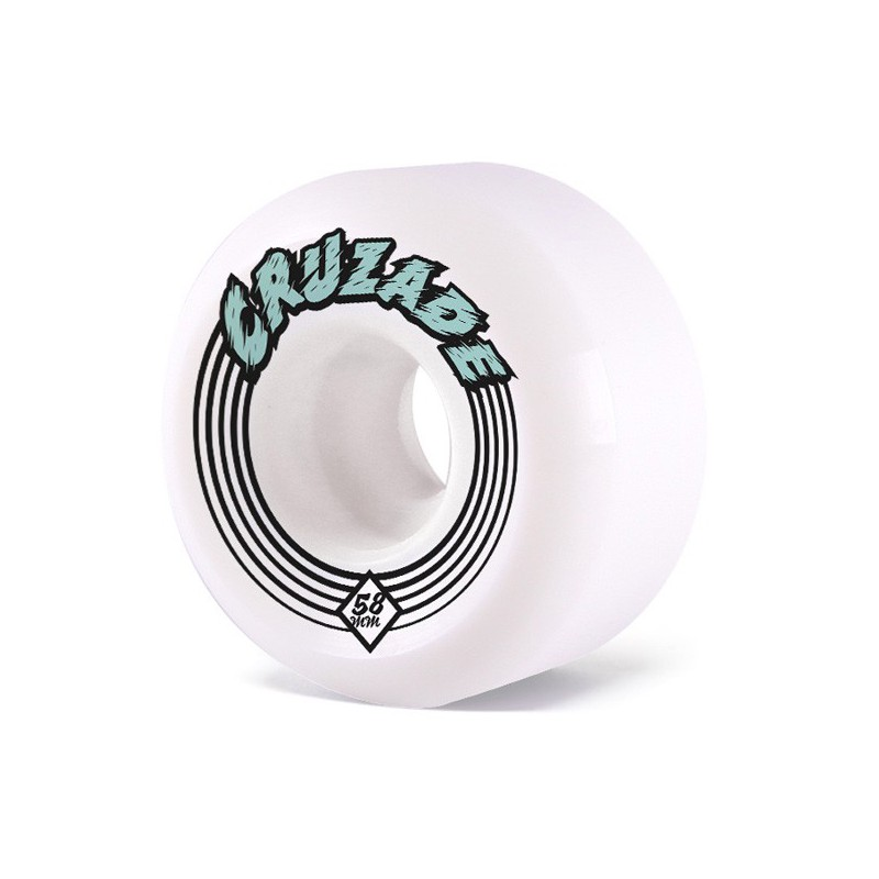 Cruzade CZD 58mm Skateboard Wheels