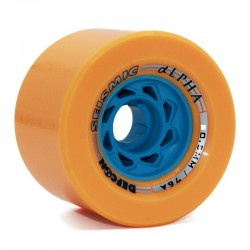 Seismic Alpha Defcon 80.5mm DH Longboard Wheels