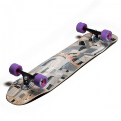 Loaded Overland Longboard...