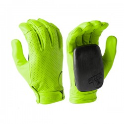 Sector 9 Driver gloves Green