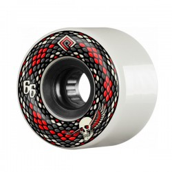 Powell Peralta Snakes 66mm Longboard Wheels