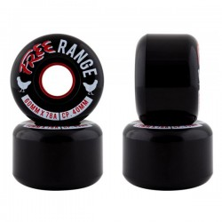 Free Wheel Range 60mm Longboard wheels
