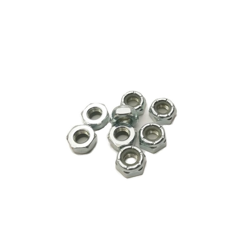 Sure-Grip 7mm Axle Lock Nuts(8 Pk)