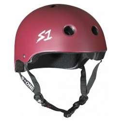S-One V2 Lifer Maroon Helmet