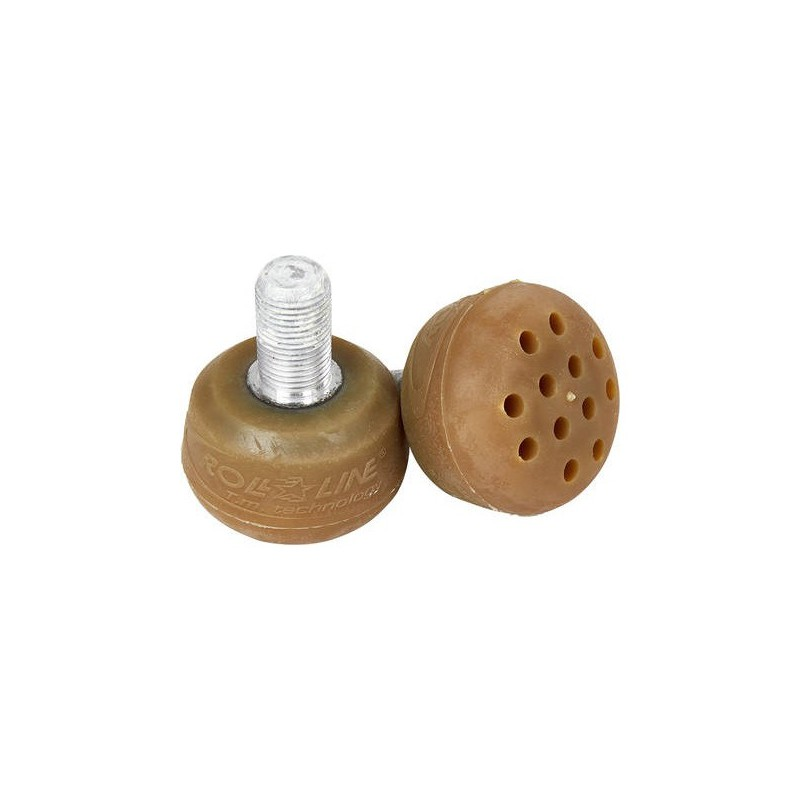 Roll Line Rounded Stoppers Metric(Set)