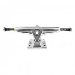 "Iron 5.25"" Low Silver Skateboard Truck(Single)"