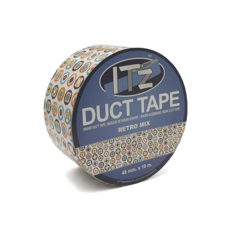 Duct Tape Retro Mix