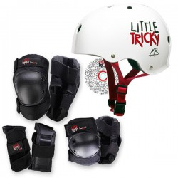 Triple Eight Little Tricky Safety Set