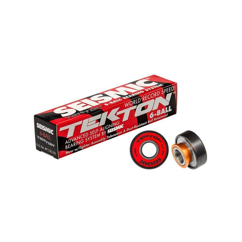 Seismic Tekton 6-Ball 8mm