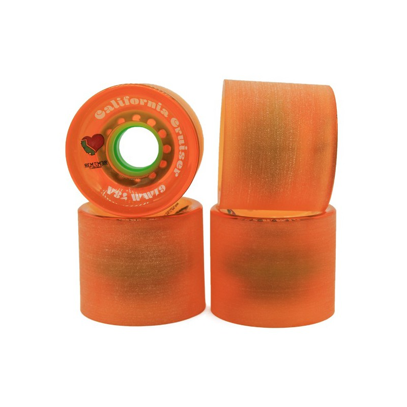Remember California Cruiser 61mm Longboard Wheels