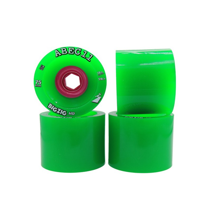 Abec11 BigZig HD 75mm Longboard Wheels