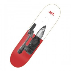 "Jart Mixed Fish Eye 7.87"" Skateboard Deck"