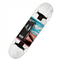 "Tricks Town 7.87"" Complete Skateboard"