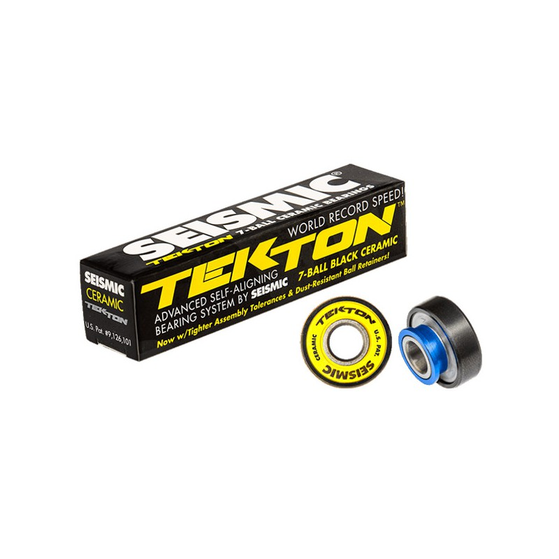 Seismic Tekton Ceramic 8mm