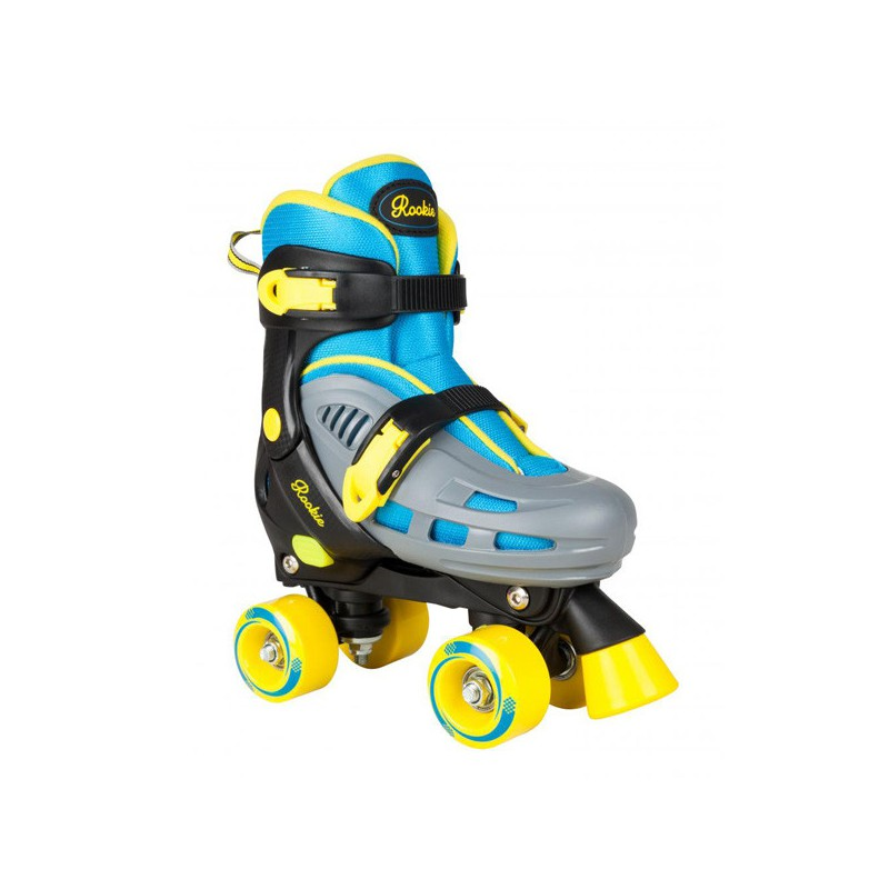 Rookie Duo Junior Patins Taille Ajustable