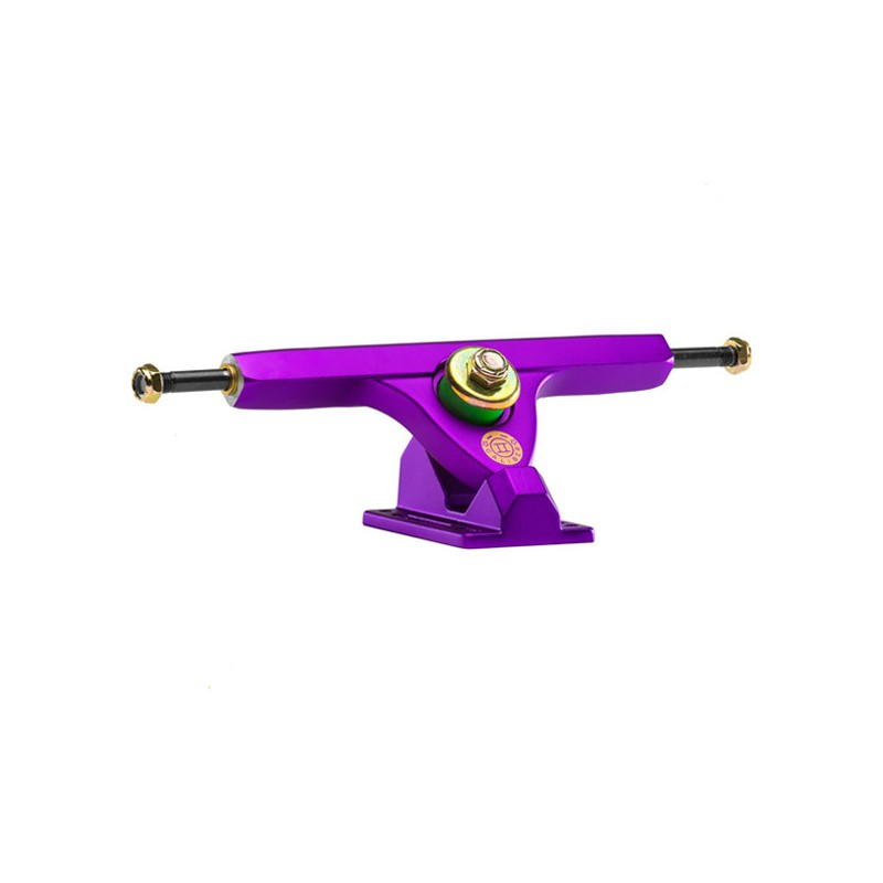 "Caliber 2 Fifty Satin Purple 10"" (Single longboard truck)"