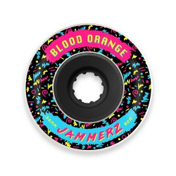 Blood Orange Jammerz 66mm Roues Longboard