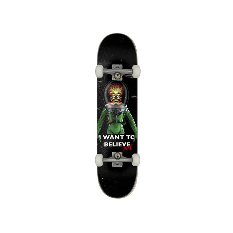 "Jart I Want To Believe 8"" LC Complete Skateboard"