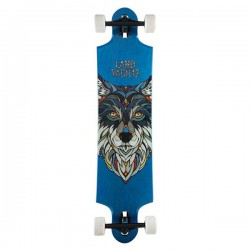 "Landyachtz Nine Two Five Wolf 40.2"" Complete Longboard"