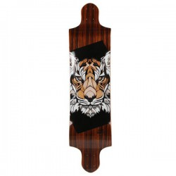 "Landyachtz Switch 40"" Tiger Longboard Deck"