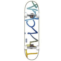 "Tricks Rainbow 7.25"" MC Complete Skateboard"