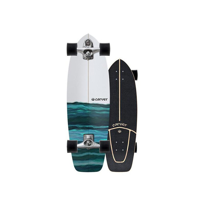 "Carver Resin 31"" C7 Surfskate"