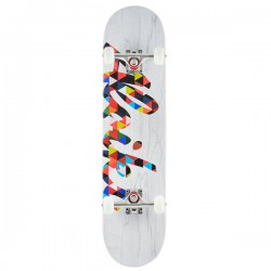 "Aloiki Triangle 7.6"" MC Complete Skateboard"