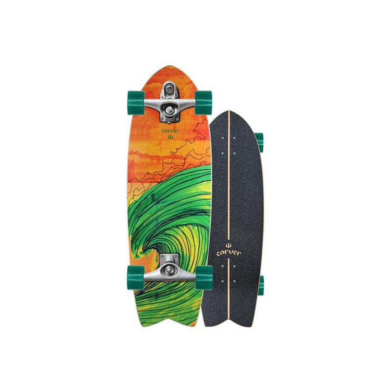 "Carver Swallow 29"" C7 Surfskate"