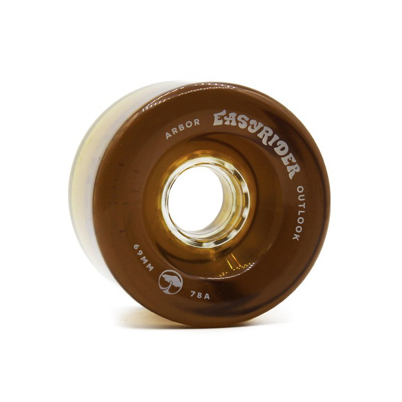 Arbor Outlook 69mm Longboard Wheels