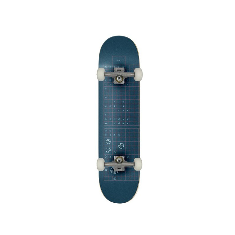 "SOVRN Filtrate 8"" LC Complete Skateboard"