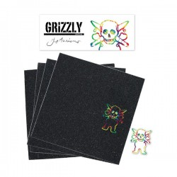Grizzly Pro Guy Mariano Skateboard Griptape