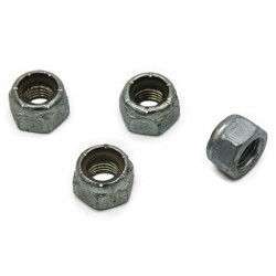 Roller Quad Axle Nuts(8 Pk)