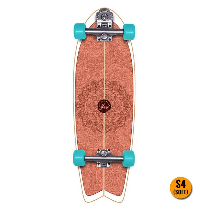 "Yow Hunington Beach 30"" Surfskate"