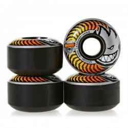 Spitfire Chargers 80HD 54mm Black Skateboard Wheels