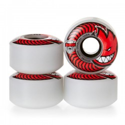 Spitfire Chargers 80HD 56mm Classic Clear Skateboard Wheels