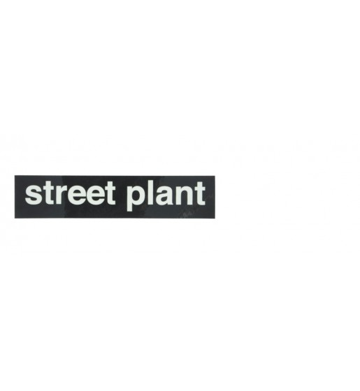 Street plant old school skateboard by mike vallely