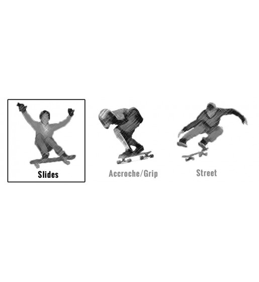 Slides & Freeride wheels